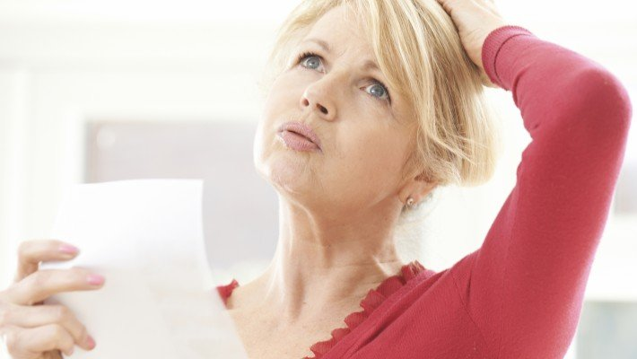 4 Signs of Menopause